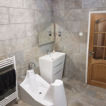 A typical family bathroom
