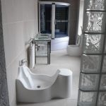 WuduMate Commercial Foot basin in the home